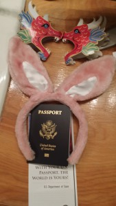 Passport Love